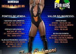 Campeonato Goiano Musculação Fitness